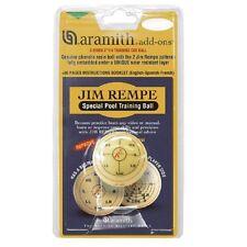 Jim Rempe Training CUE Ball Aramith  billiard JR NEW.