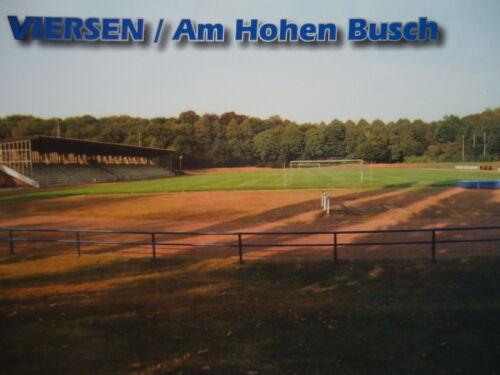 Stadionpostkarte Stadion Am Hohen Busch Viersen # Chris 47