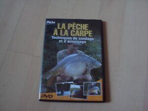 DVD-LA-PECHE-A-LA-CARPE-technique-de-sondage-et-d-039-amorcage