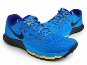 outlet store 32de9 f25b1 Image is loading Nike-Air-Zoom-Terra-Kiger-3-Blue-Black-