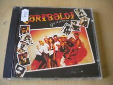 Garibaldi Que te la pongo CD 1990 latin lambada mambo cha cha cha Banana hot mix