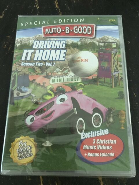 NEW Auto-B-Good Driving It Home (2007) (DVD)