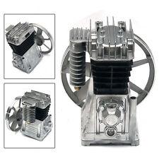 3hp Piston Cylinder Air Compressor Pump Motor Head Air Compressor Tool Silencer