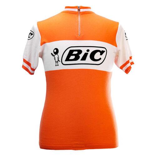 Magliamo/'s BIC Team 1973 Short Sleeve Jersey