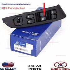 11~2013 OEM GENUINE POWER WINDOW MAIN SWITCH 935703X000RY for Hyundai Elantra
