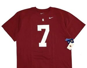 promo code a1070 b0660 Details about New Nike Stanford 🌲 Cardinal football jersey SHIRT Men's  size XL #7 John Elway