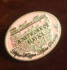 ALPHA KAPPA ALPHA  Sorority Metal Lapel Pin 1908 #2