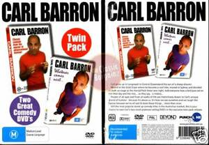 CARL-BARRON-LIVE-WHATEVER-COMES-NEXT-2-DVD-BOX-NEW-Region-4-Australia