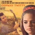 Conway Twitty - I Love You More Today/to See My Angel Cry CD Cherry Red