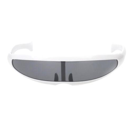 Kinder, Erwachsene Spiegel Zyklop Linsen Brille Future Warriors Brille