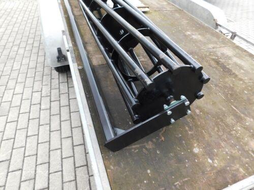 Krümelwalze 2,80m Kultivator Rohrstabwalze Ø 500 mit Rahmen Grubber Nachläufer