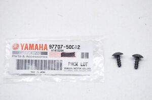 OEM-Yamaha-97707-50012-00-Truss-Screw-Qty-2-NOS