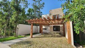 Casa en venta 3 recamaras en Playa del carmen