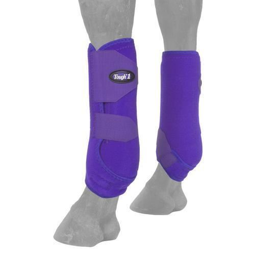 Tough-1 Extreme Vented Sport Boots with Suspensory Tendon Sling Rear