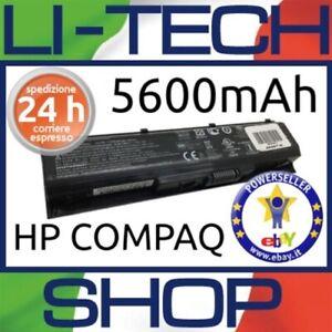Batteria-compatibile-5600mAh-per-CODICE-HP-COMPAQ-849571-221-NERO-COMPUTER-5-6Ah