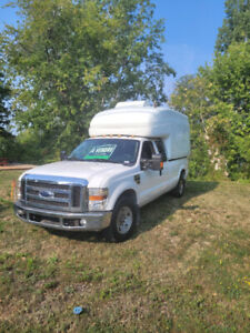 2009 Ford F 350 Camion mobile mecanique
