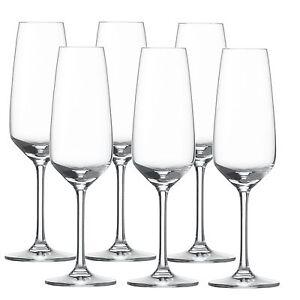 schott zwiesel serie taste sektglas 6 st ck inhalt 283 ml sekt champagner. Black Bedroom Furniture Sets. Home Design Ideas