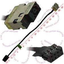 HP 749647-001 DC Jack Toma De Corriente Puerto Conector Del Cable
