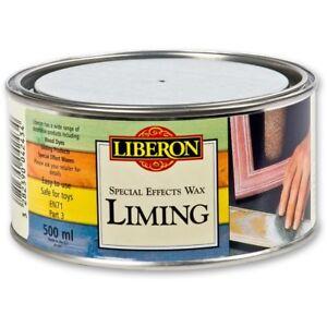 Liberon-Cera-de-encalado-250-ml-color-Blanco-anadir-efectos-especiales-a-grano-de-madera-EN71