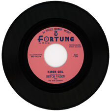 "BUTCH VADEN AND THE NITE SOUNDS  ""HAREM GIRL""  KILLER R&B / CLUB CLASSIC LISTEN!"
