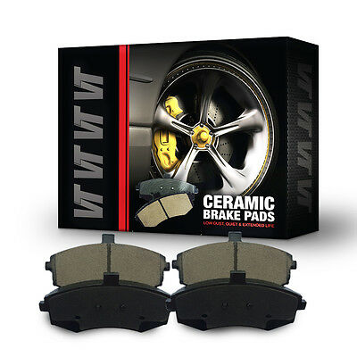 V-Trust Premium Ceramic Brake Pads FRONT FOR 2005 2006 2007 2008 HONDA ODYSSEY