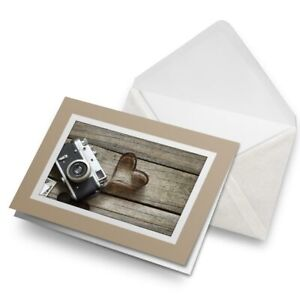 Greetings-Card-Biege-Love-Photography-Retro-Camera-Film-16097