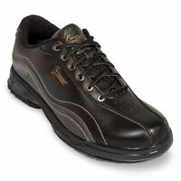Hammer Force Black Mens Right Handed Wide Width Interchangeable Bowling Shoes