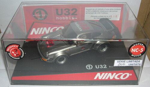 NINCO PORSCHE 911 U32 HOBBYS I JUBILÄUM 2004 LTED.ED 200UNITS MB