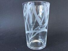 Belvedere Vodka Glas Gläser Longdrink Cocktail Deko modern Design NEU
