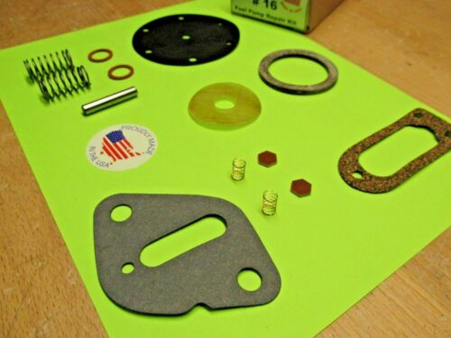 1935 1936 36 1937 37 1938 38 PLYMOUTH PT PJ PF AC FUEL PUMP KIT FOR TODAY/'S FUEL