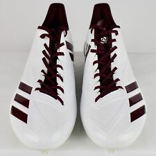 finest selection dcde6 29430 item 1 NEW Adidas Adizero 5 Star 6.0 Style BW1084 Maroon White Football  Cleats Size 15 -NEW Adidas Adizero 5 Star 6.0 Style BW1084 Maroon White  Football ...