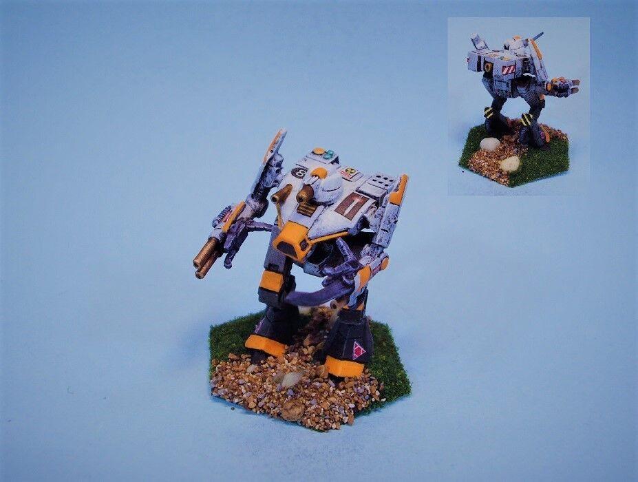 Battletech Pintado Miniatura Nightstalker battlemech WOB