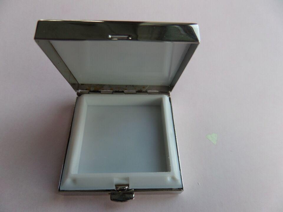 Smykkeskrin, andet materiale, Tandskrin