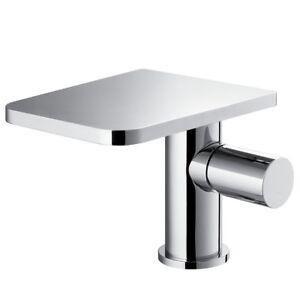 Details zu Moderne Wasserfall Waschtischarmatur Bad Badezimmer Armatur  Wasserhahn