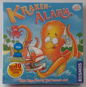 Kosmos-Kraken-Alarm-NEU-NEW-eingeschweisst