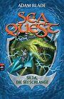 Silda, die Seeschlange / Sea Quest Bd.2 von Adam Blade (2013, Gebundene Ausgabe)
