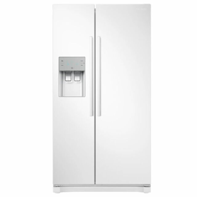RS50N3513WW 551litre American Style Class A+ Ice & Water White