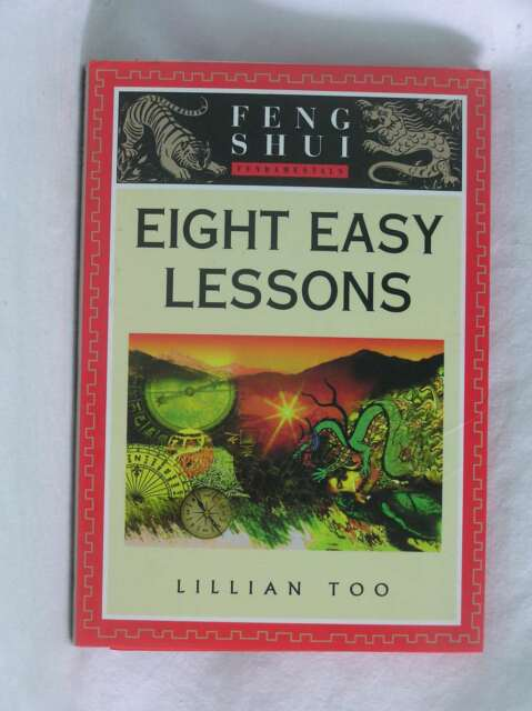 8 Easy Lessons (Feng Shui fundamentals), , New Book
