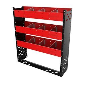 Scaffali Per Furgoni Prezzi.Furgone Scaffale Sistema Scaffalatura Ideale Per Vw Caddy Made