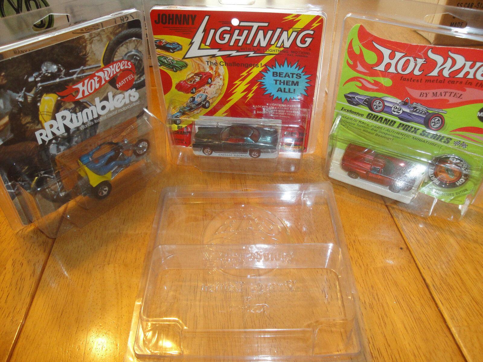 10 new vintage predech car car car cases hot wheels topper johnny lightning redline dc53ce