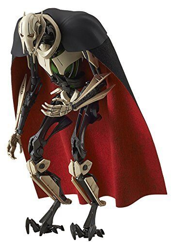 New General Grievous - Star Wars 1:12 Model Kit by Bandai from Japan