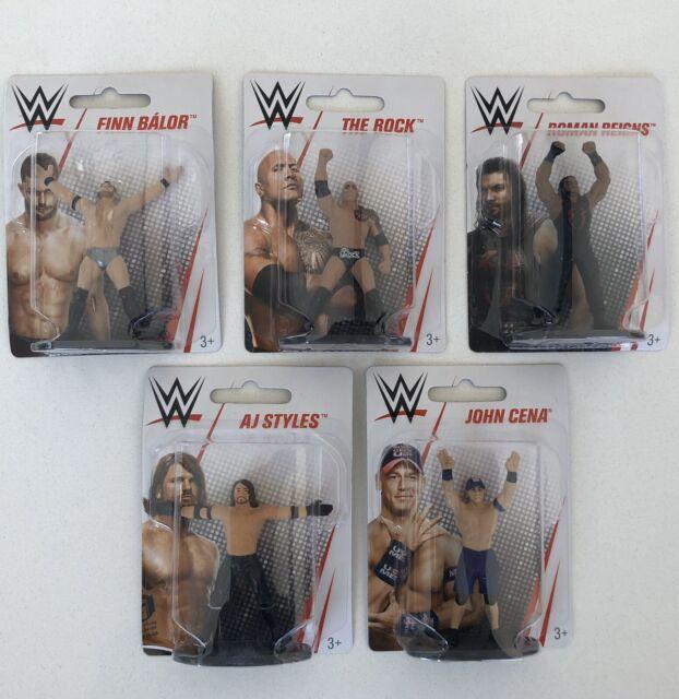3 ~ Birthday Party Supplies John Cena WWE WRESTLING BASH HONEYCOMB DECORATIONS