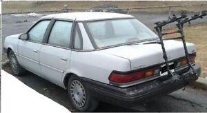 1992 Ford Tempo GL (3L-V6)