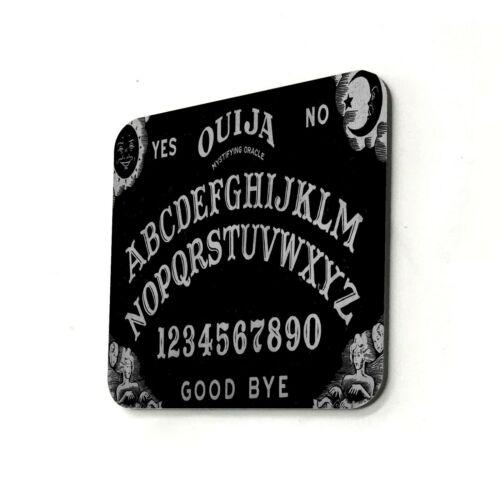 Ouija desconcertante Oracle adiós espíritu Taza De Juego De Mesa Comedor Taza Posavasos