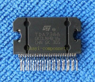 TDA7388 ORIGIANL ST Amplifier IC replace TDA7381 New