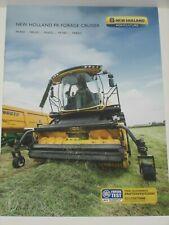 MENTA Forage Harvester Prospekte in englisch 2588