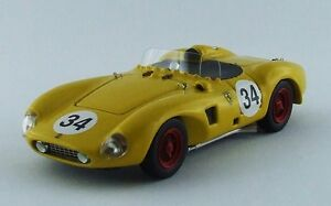 Art Model 310 - Ferrari 625 Lm # 34 4ème Nassau 1956 1/43