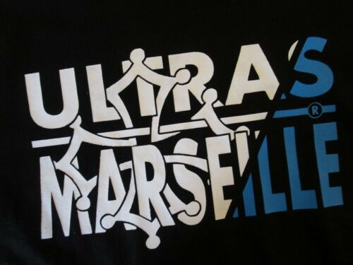 T-Shirt  ULTRAS MARSEILLE® Maillot o Supporter m
