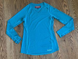 Simms Ladies Lightweight Core Top Long Sleeve Fishing Shirt