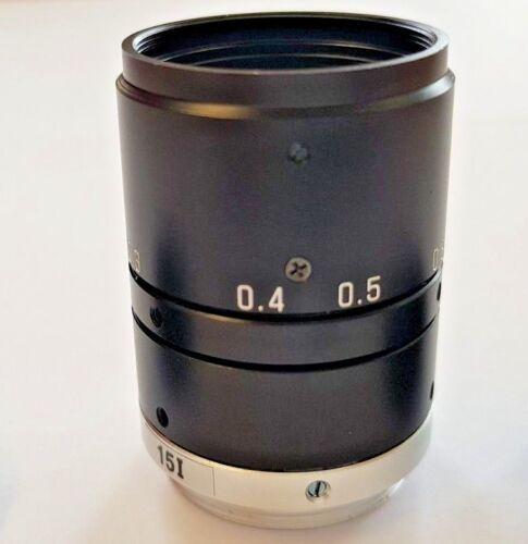 GOYO Optical gmthr 33520mcn 35.0mm 1:2 obiettivo pagine per Telecamere NUOVO OVP